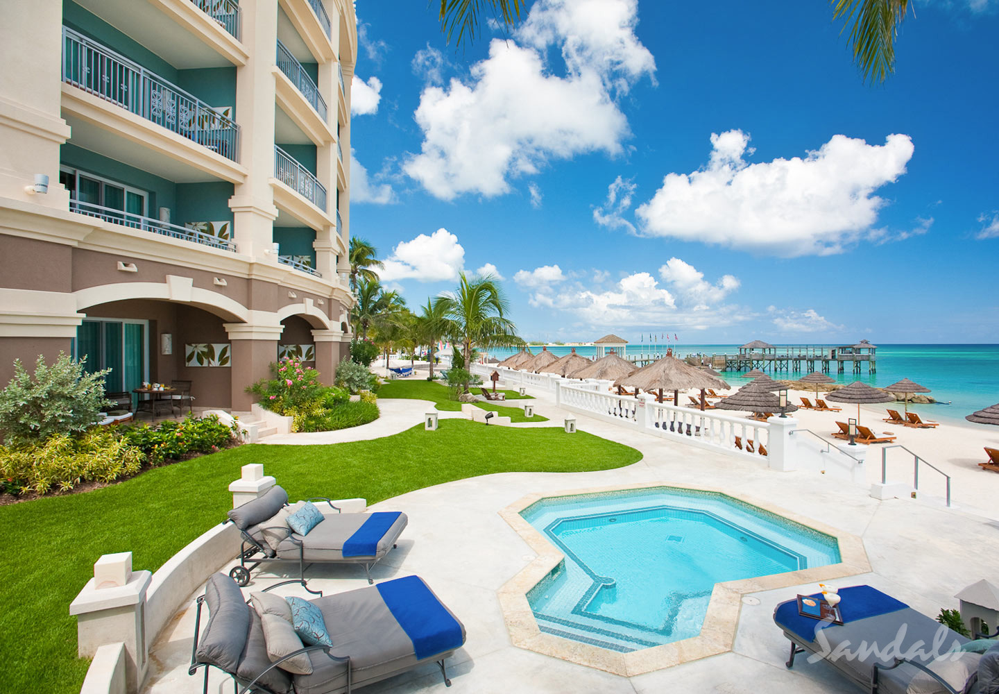 Travel Agency All-Inclusive Resort Sandals Royal Bahamian 037