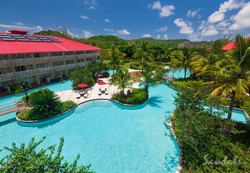 Travel Agency All-Inclusive Resort Sandals Grande St Lucian 35