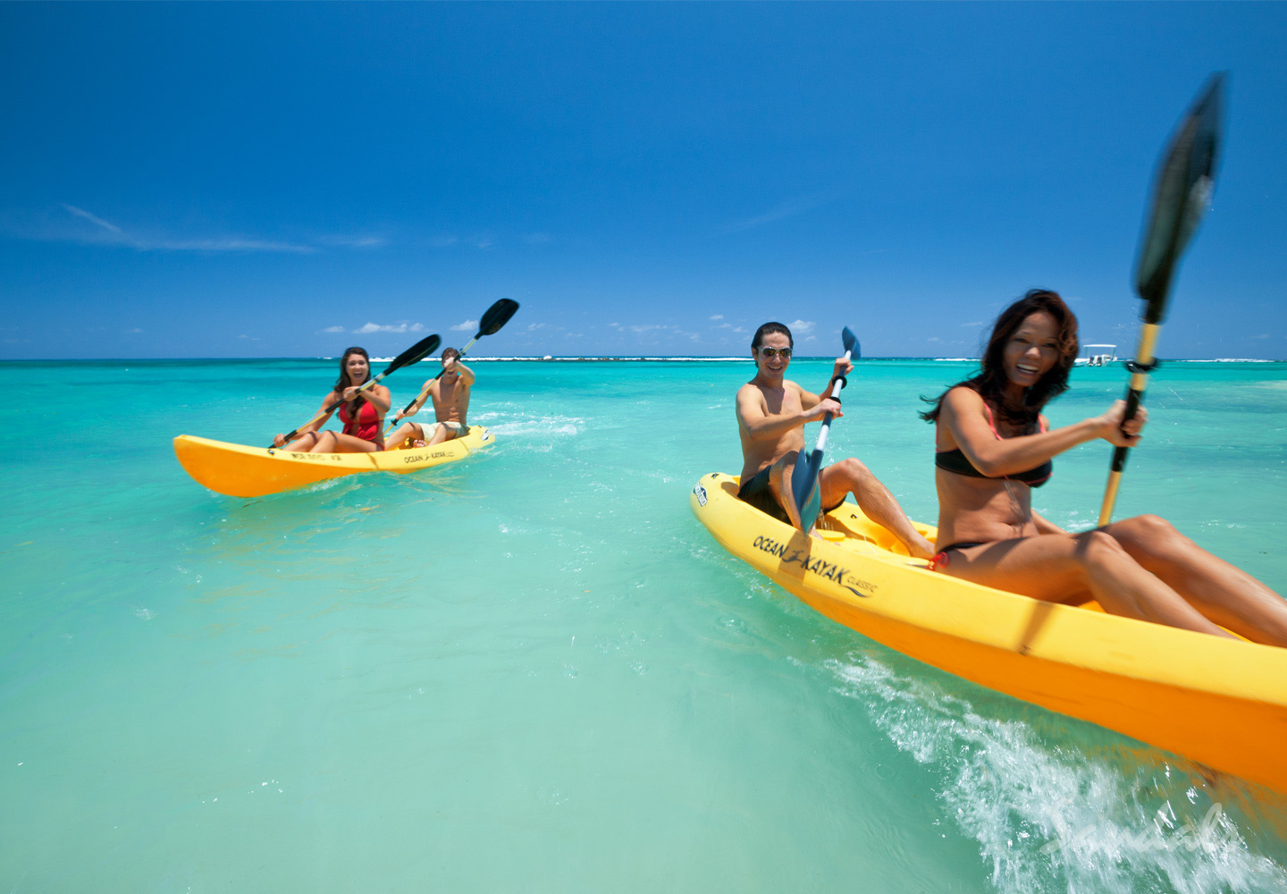 Travel Agency All-Inclusive Resort Sandals Ochi 102