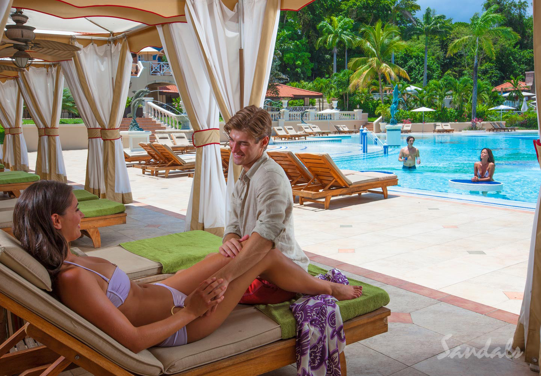 Travel Agency All-Inclusive Resort Sandals Ochi 088
