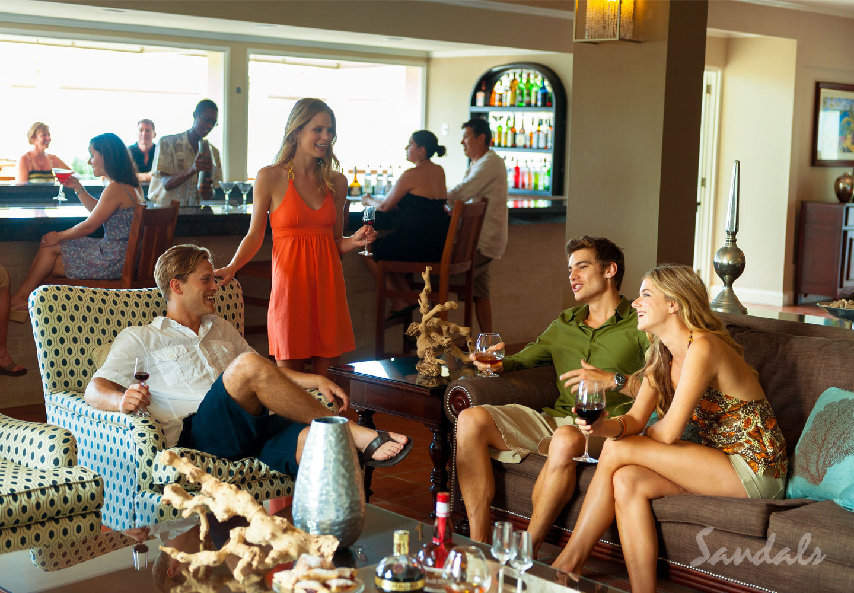 Travel Agency All-Inclusive Resort Sandals Ochi 105