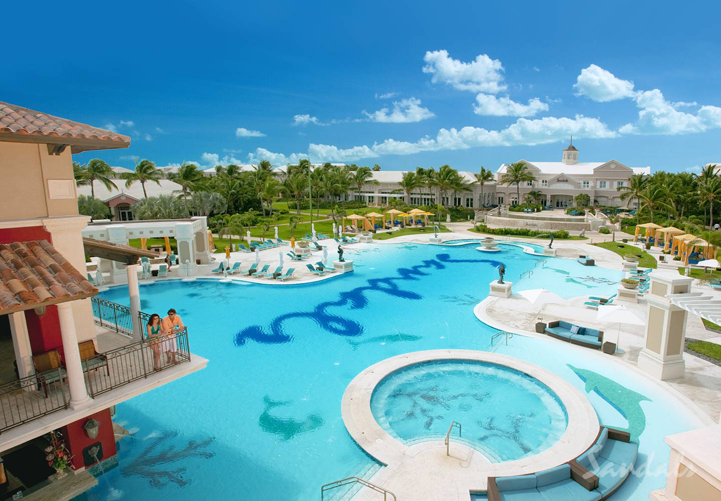 Travel Agency All-Inclusive Resort Sandals Emerald Bay 009