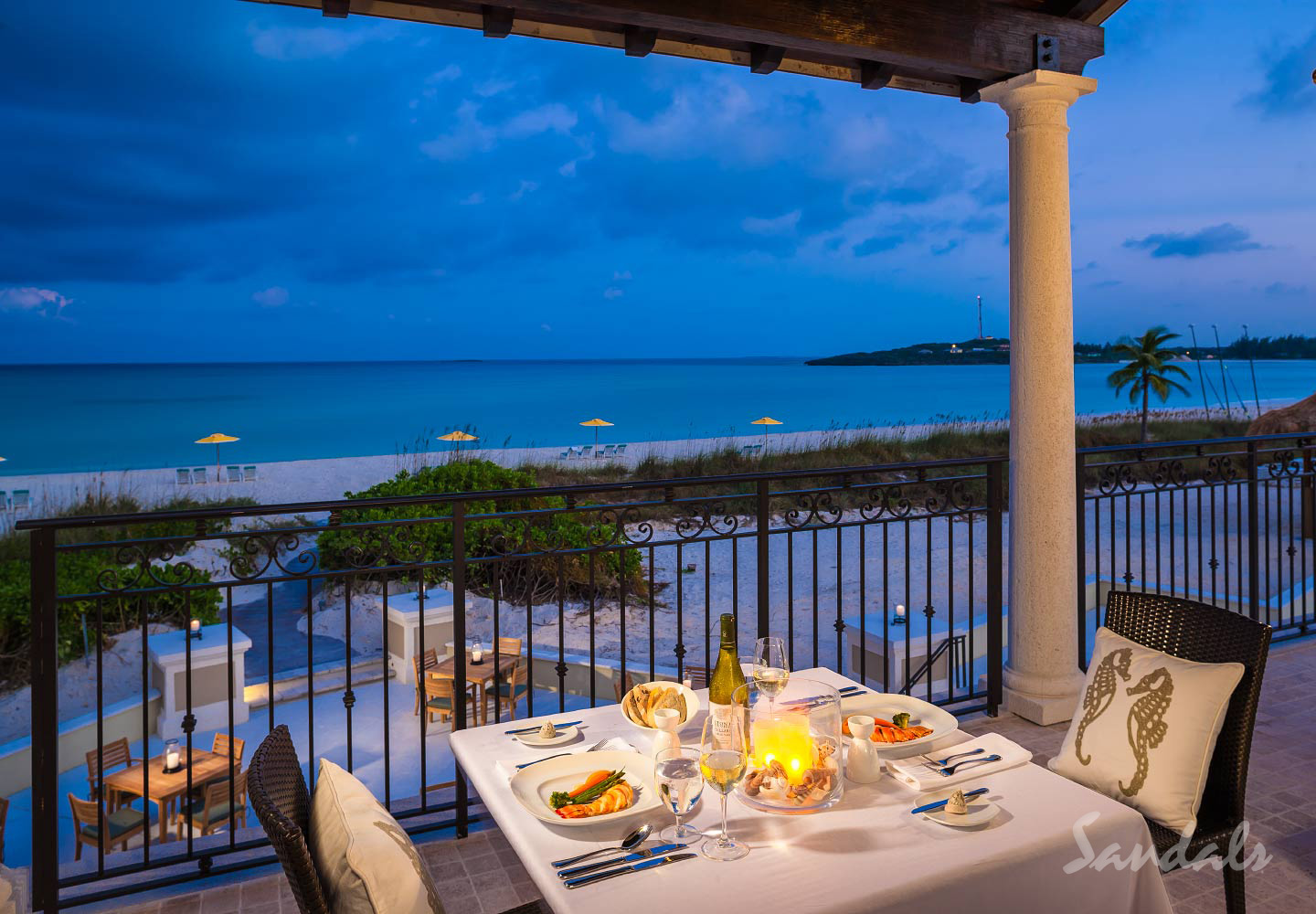 Travel Agency All-Inclusive Resort Sandals Emerald Bay 042