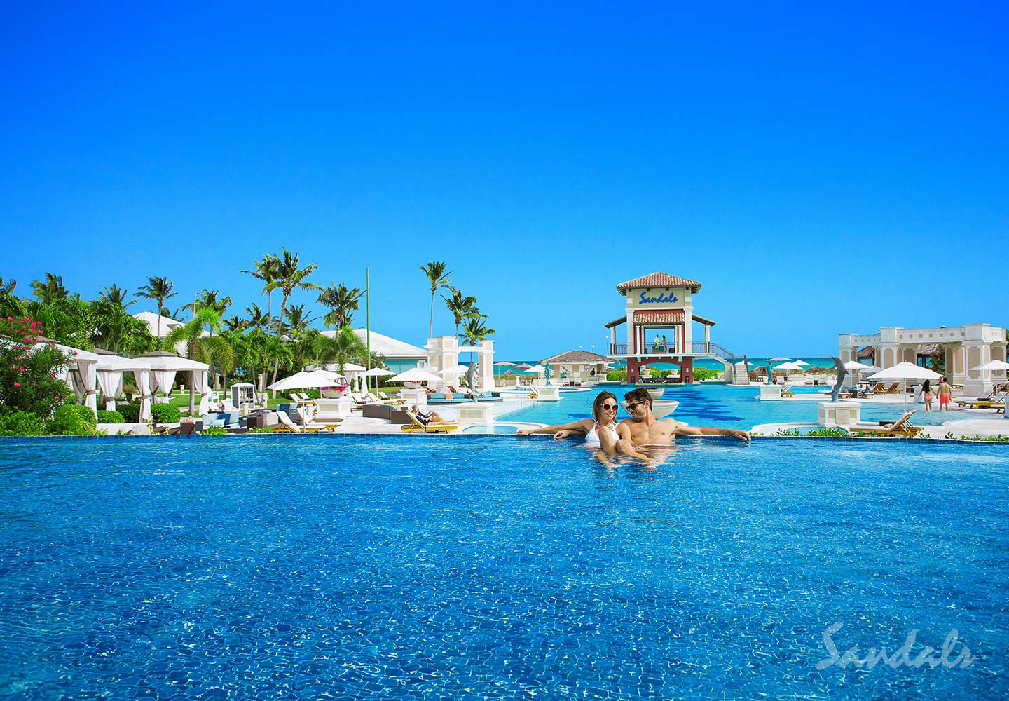 Travel Agency All-Inclusive Resort Sandals Emerald Bay 118