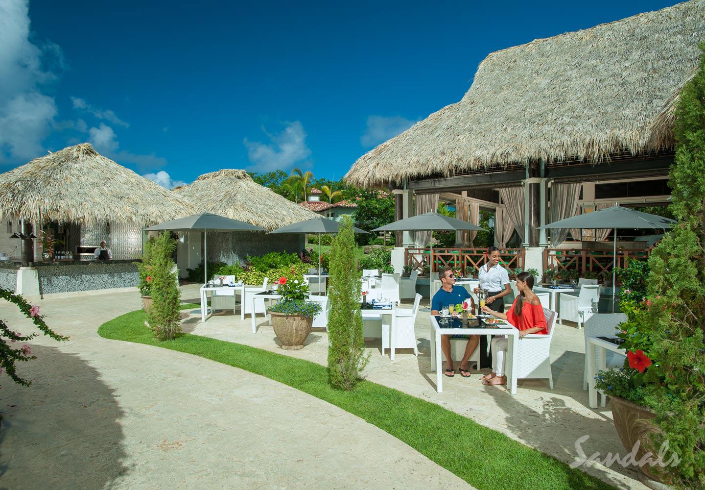 Travel Agency All-Inclusive Resort Sandals La Source Grenada 109