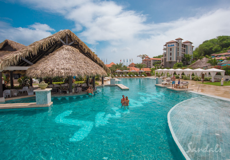 Travel Agency All-Inclusive Resort Sandals La Source Grenada 075
