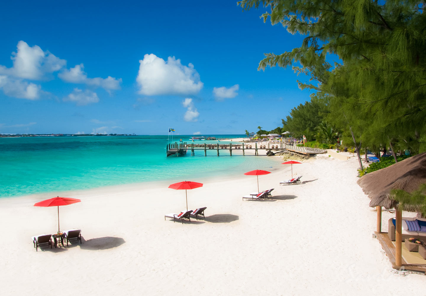 Travel Agency All-Inclusive Resort Sandals Royal Bahamian 024