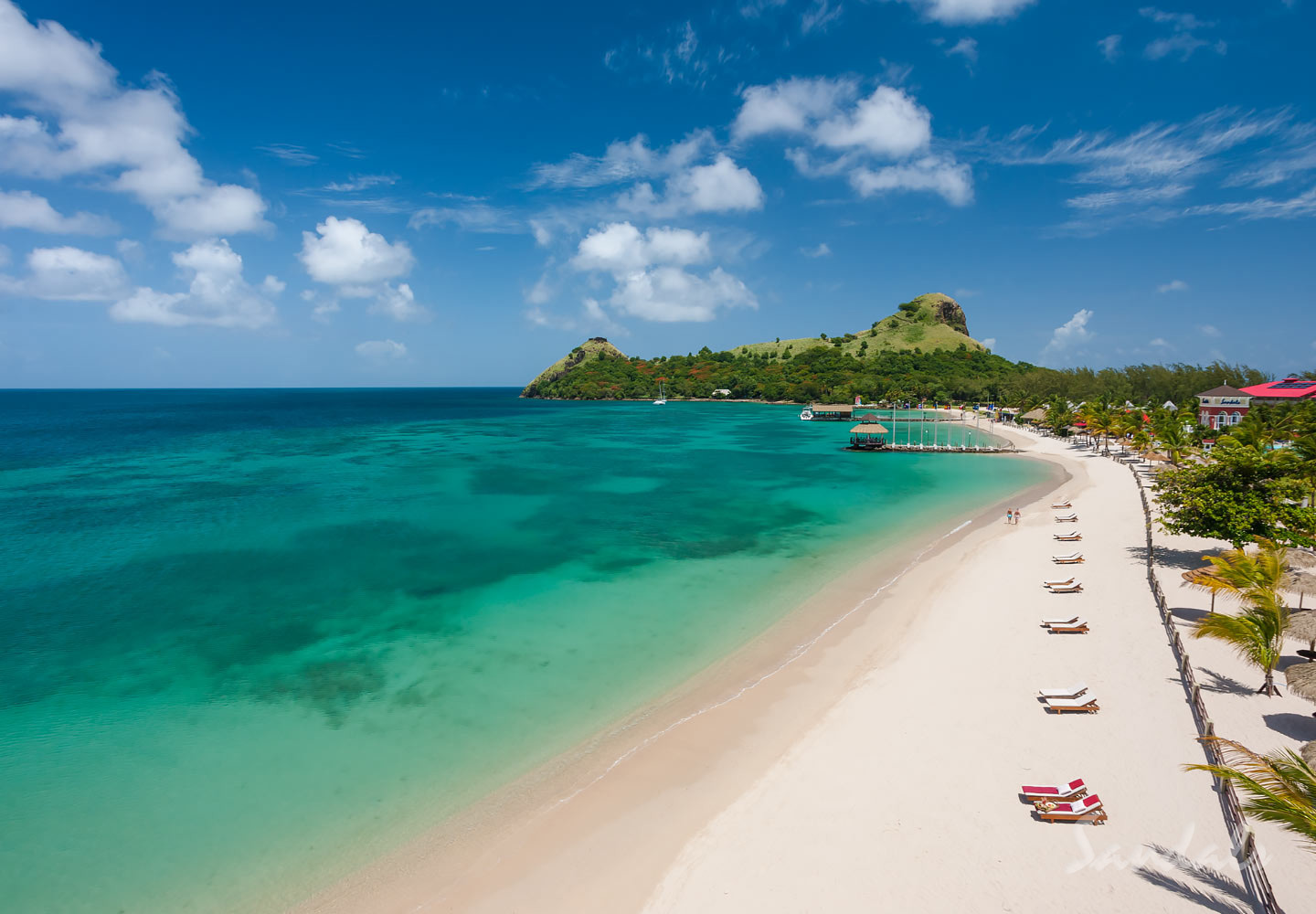Travel Agency All-Inclusive Resort Sandals Grande St Lucian 28