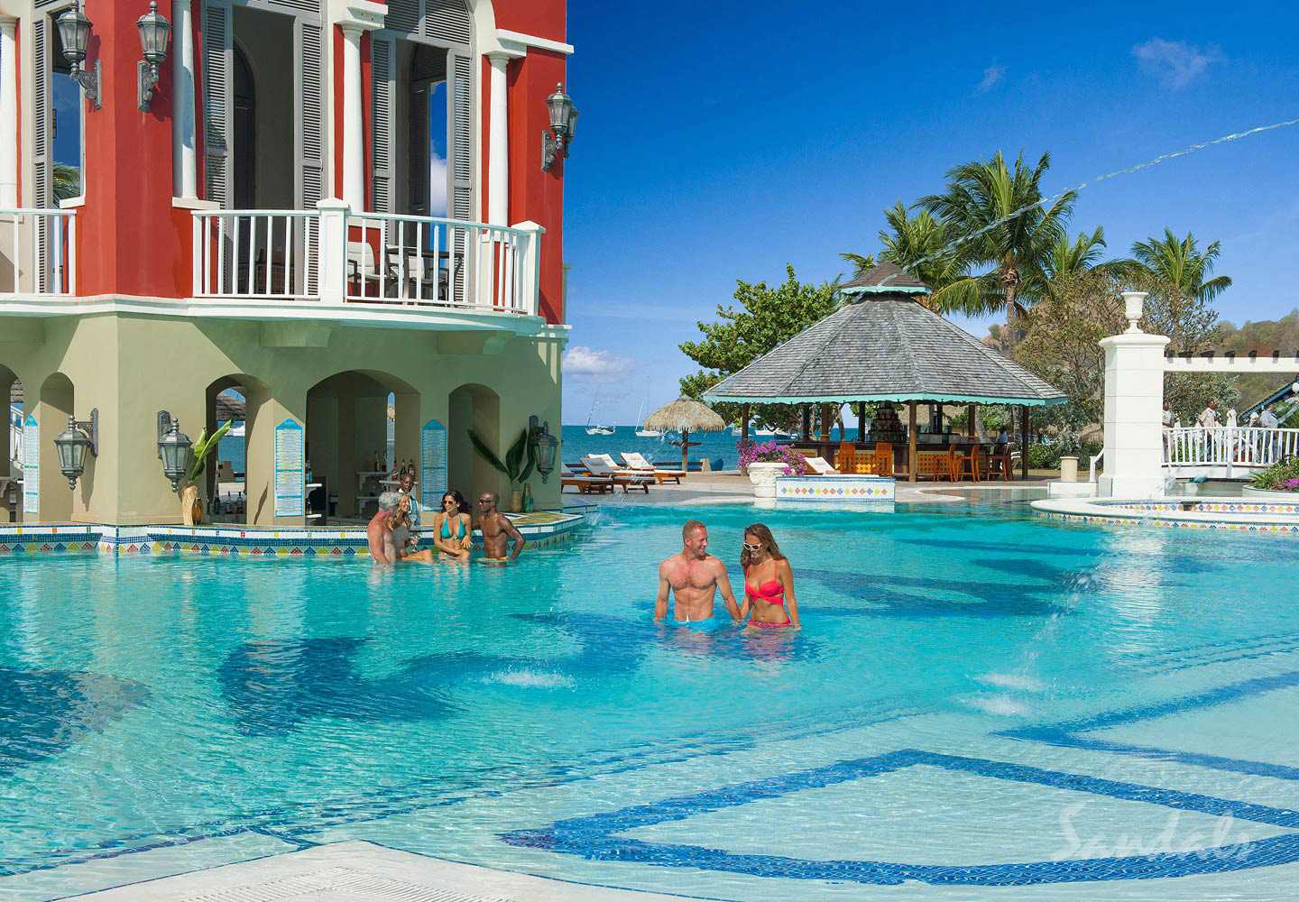 Travel Agency All-Inclusive Resort Sandals Grande St Lucian 95