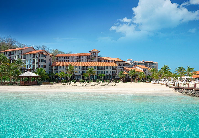 Travel Agency All-Inclusive Resort Sandals La Source Grenada 042