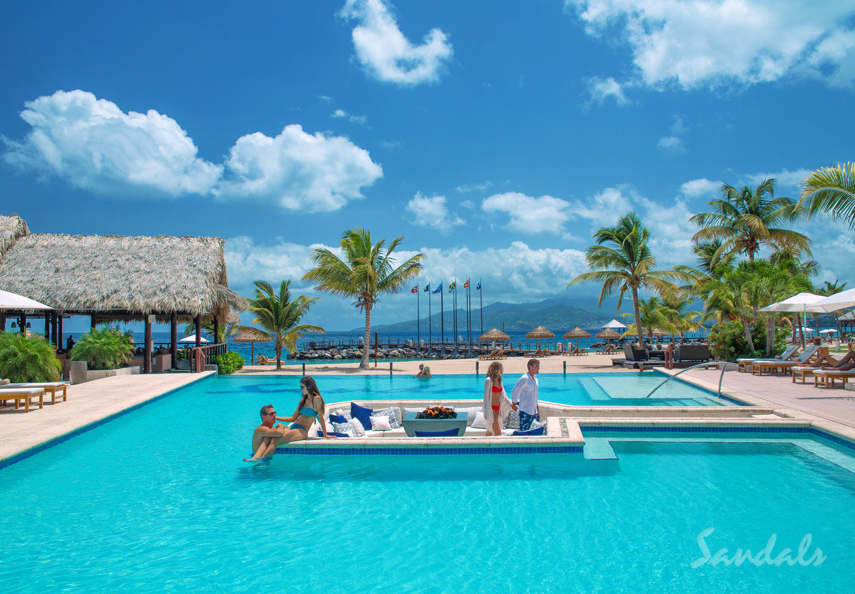 Travel Agency All-Inclusive Resort Sandals La Source Grenada 071