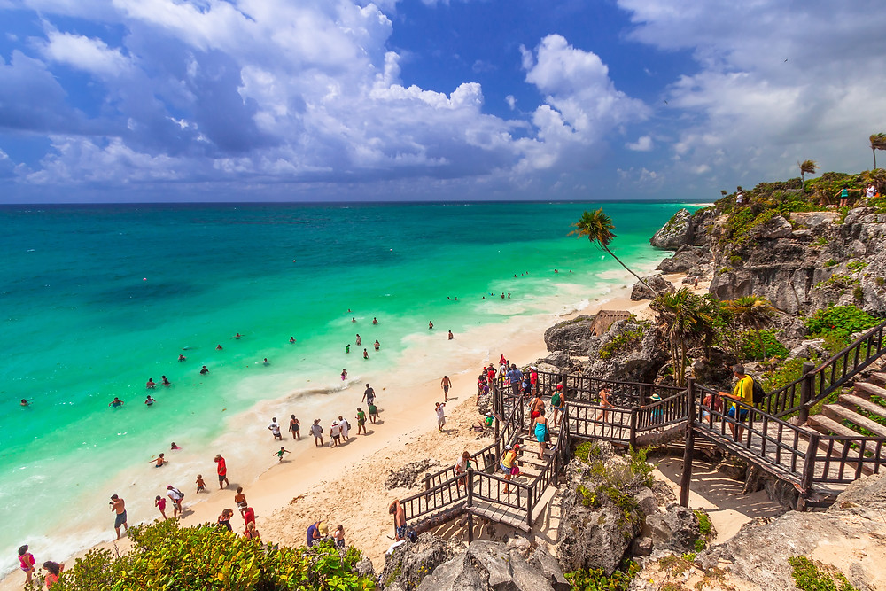 Top 5 Destinations in Mexico for an All-Inclusive Vacation: Riviera Maya Mexico