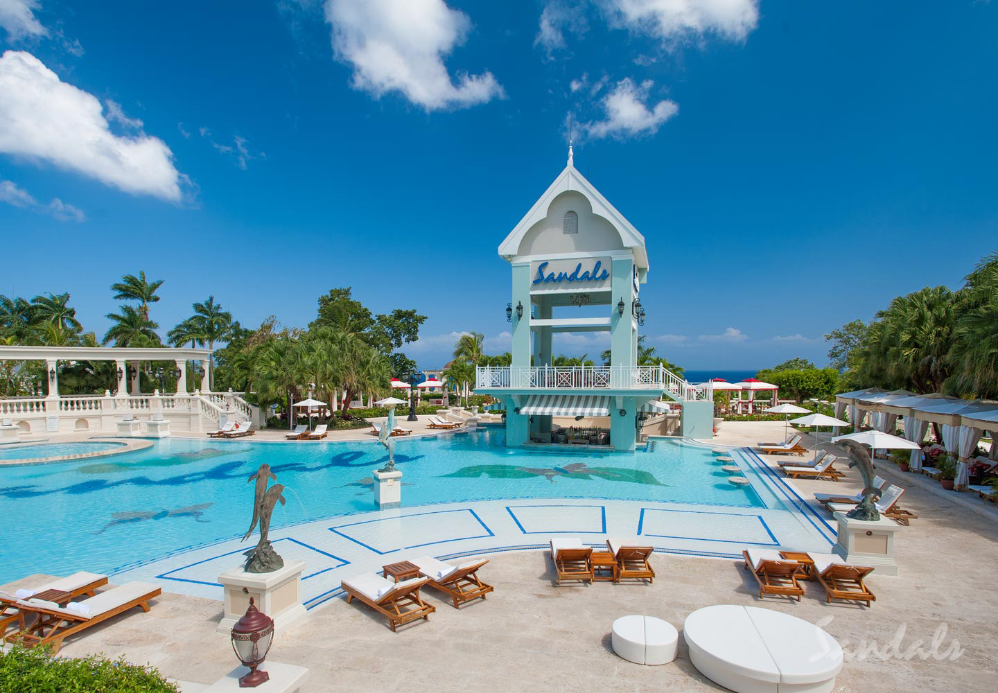 Travel Agency All-Inclusive Resort Sandals Ochi 153
