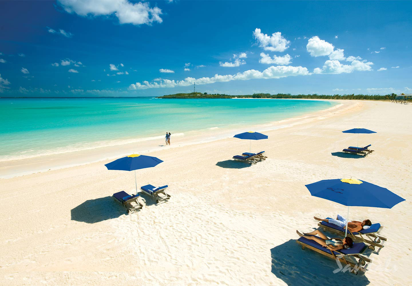Travel Agency All-Inclusive Resort Sandals Emerald Bay 006