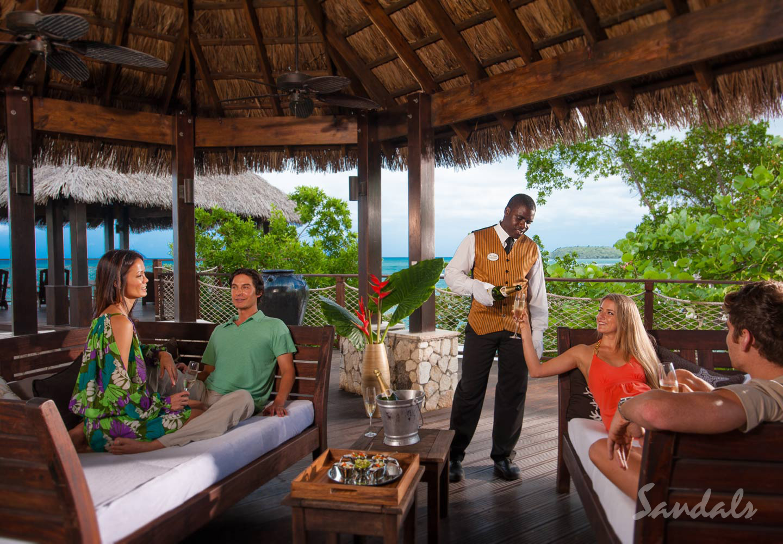 Travel Agency All-Inclusive Resort Sandals Ochi 013