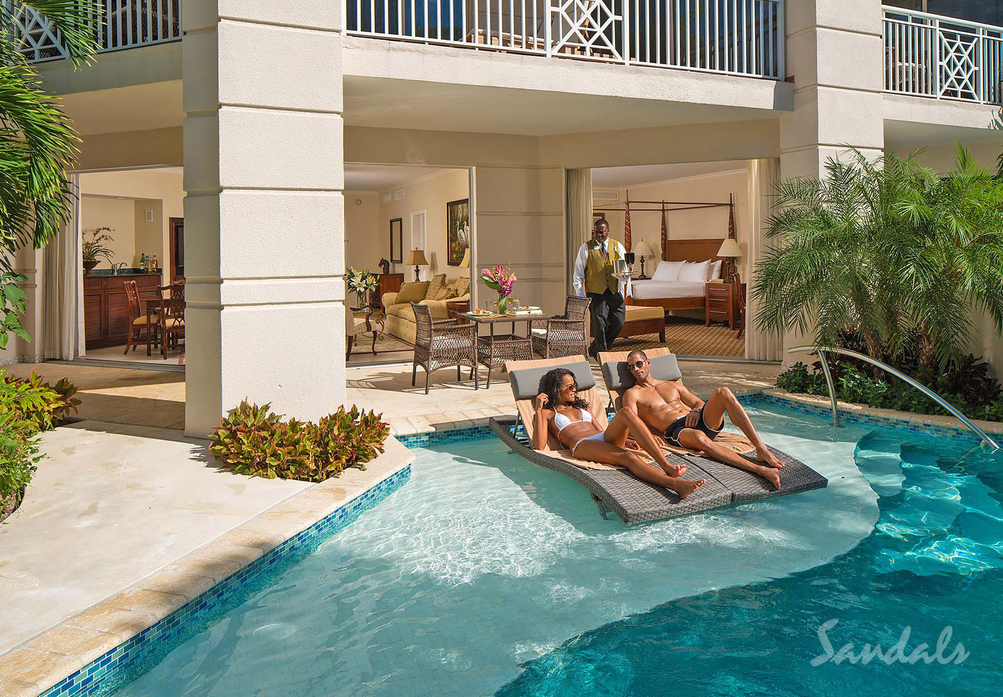 Travel Agency All-Inclusive Resort Sandals Royal Bahamian 134