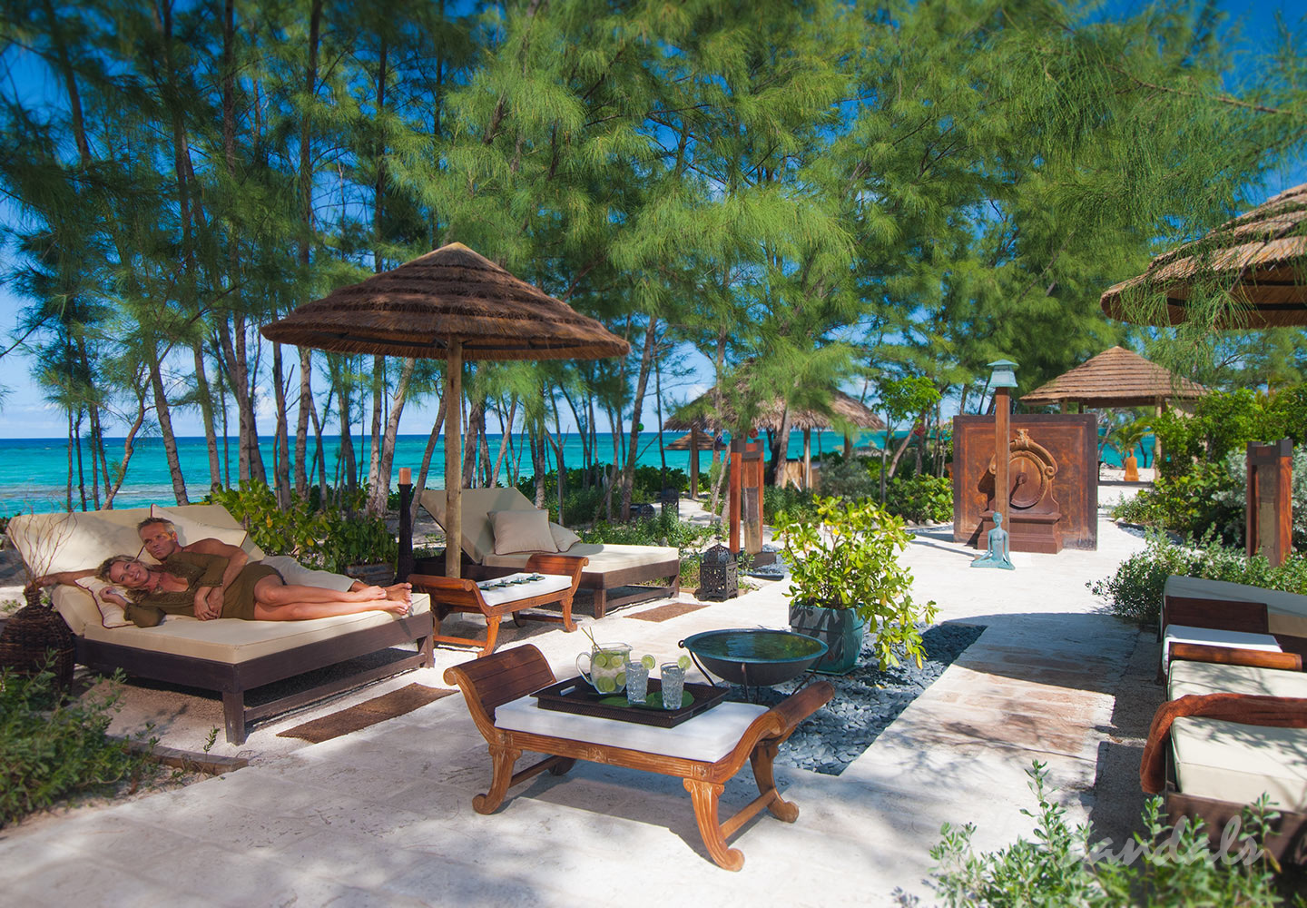 Travel Agency All-Inclusive Resort Sandals Royal Bahamian 042