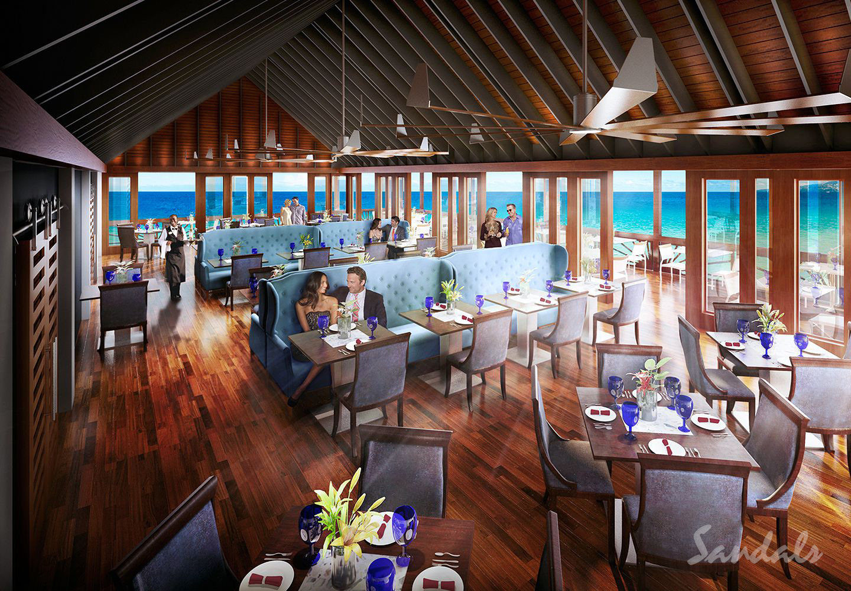 Travel Agency All-Inclusive Resort Sandals La Source Grenada 145