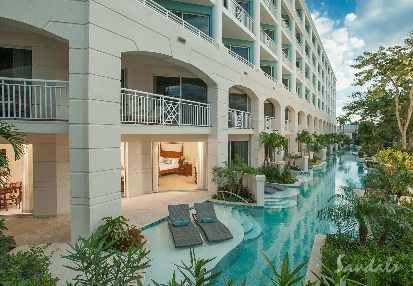 Travel Agency All-Inclusive Resort Sandals Royal Bahamian 121