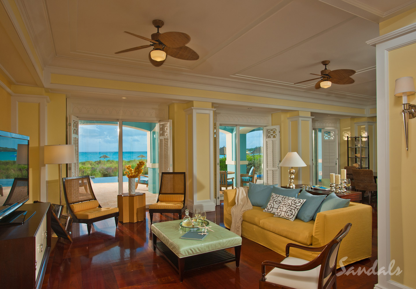Travel Agency All-Inclusive Resort Sandals Emerald Bay 082