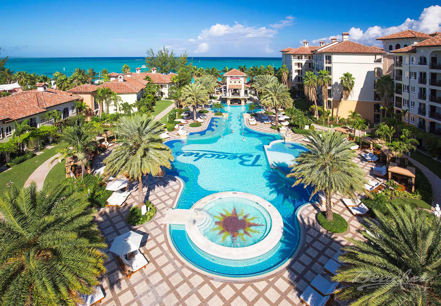 Travel Agency All-Inclusive Resort Beaches Turks and Caicos 161