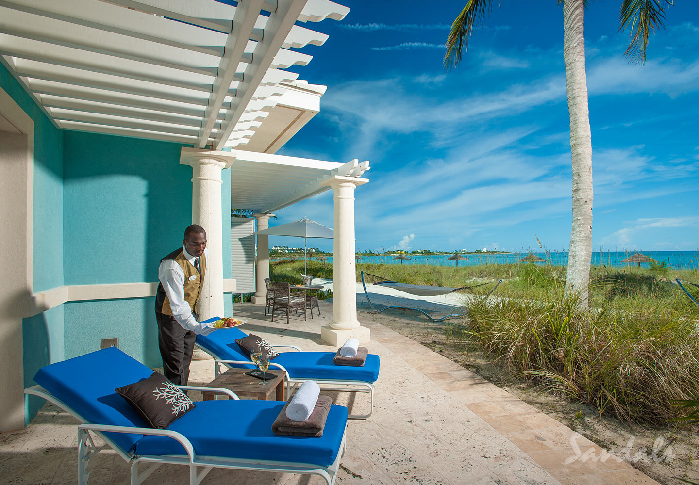 Travel Agency All-Inclusive Resort Sandals Emerald Bay 056
