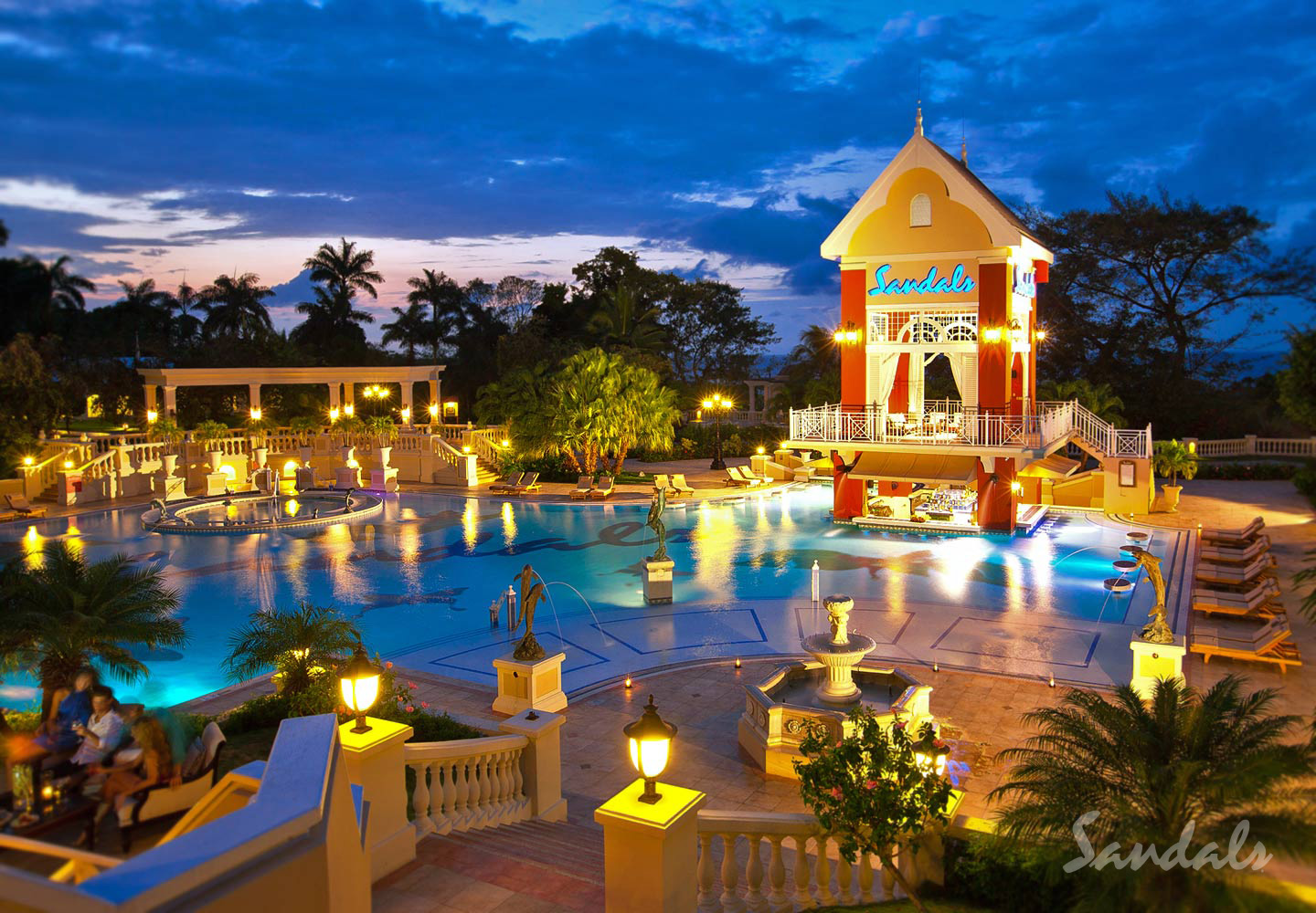 Travel Agency All-Inclusive Resort Sandals Ochi 060