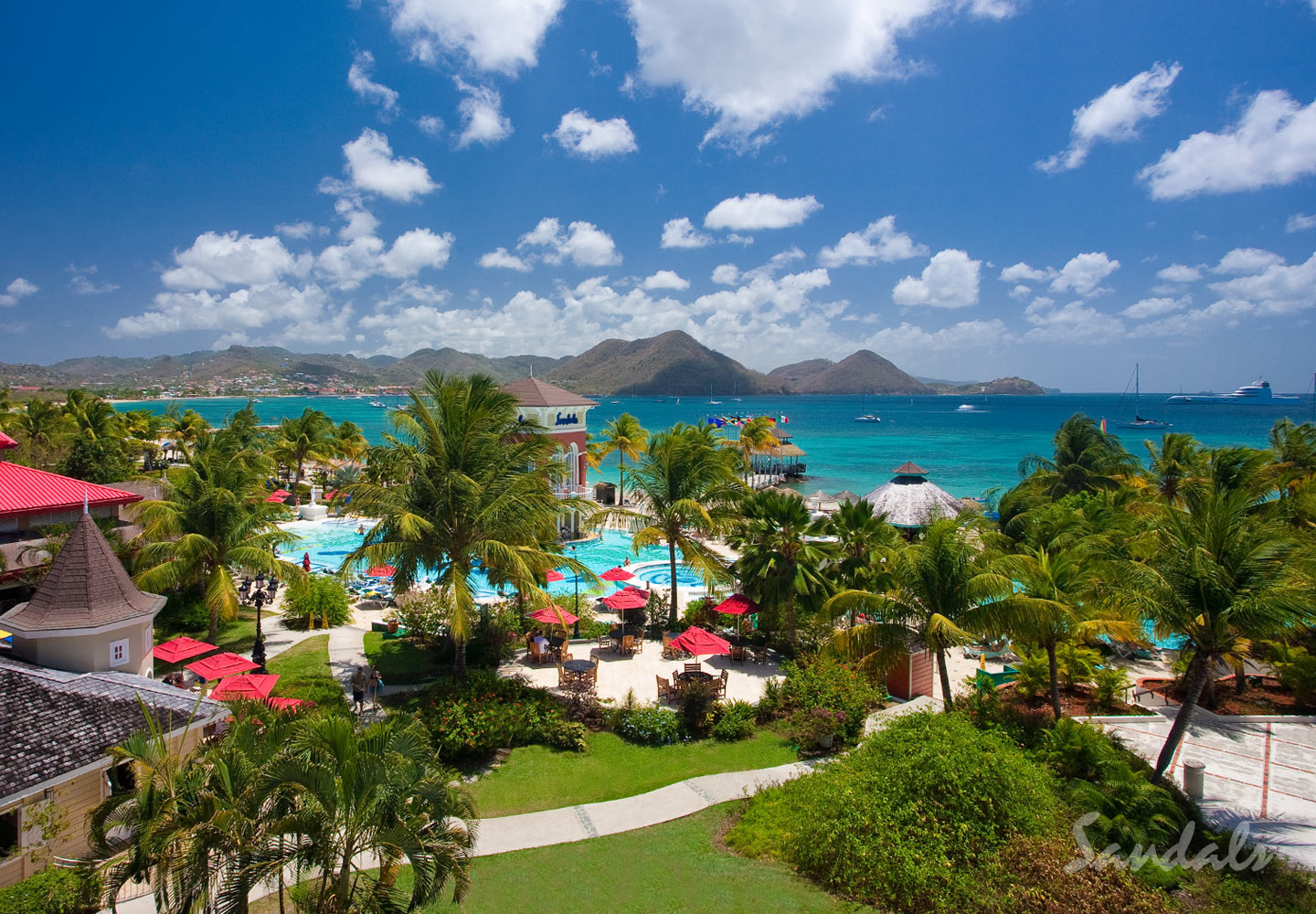 Travel Agency All-Inclusive Resort Sandals Grande St Lucian 15