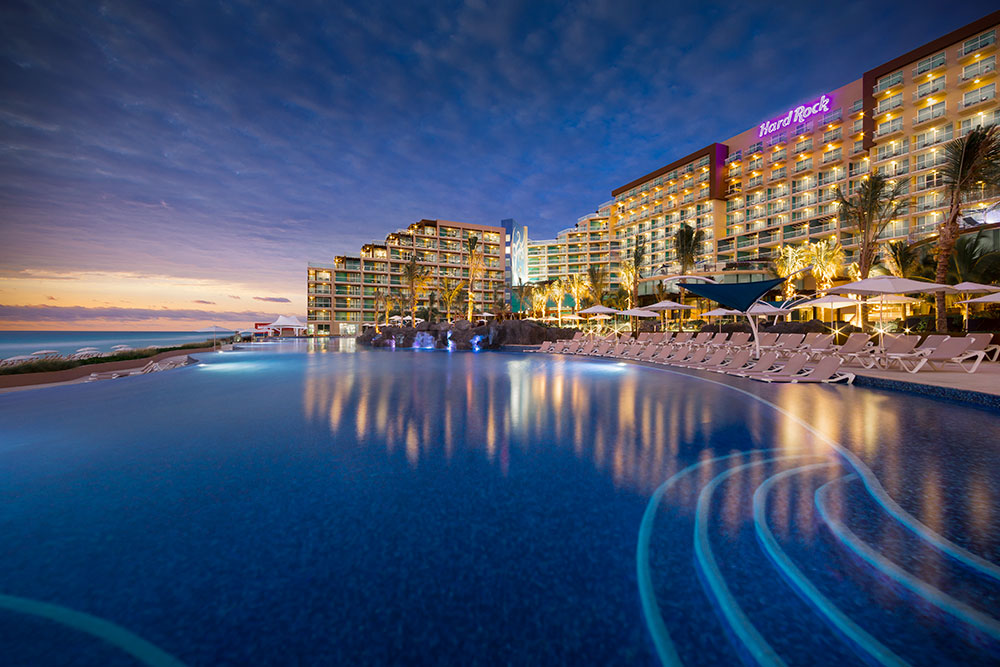 Travel Agency All-Inclusive Resort Hard Rock Cancun 11