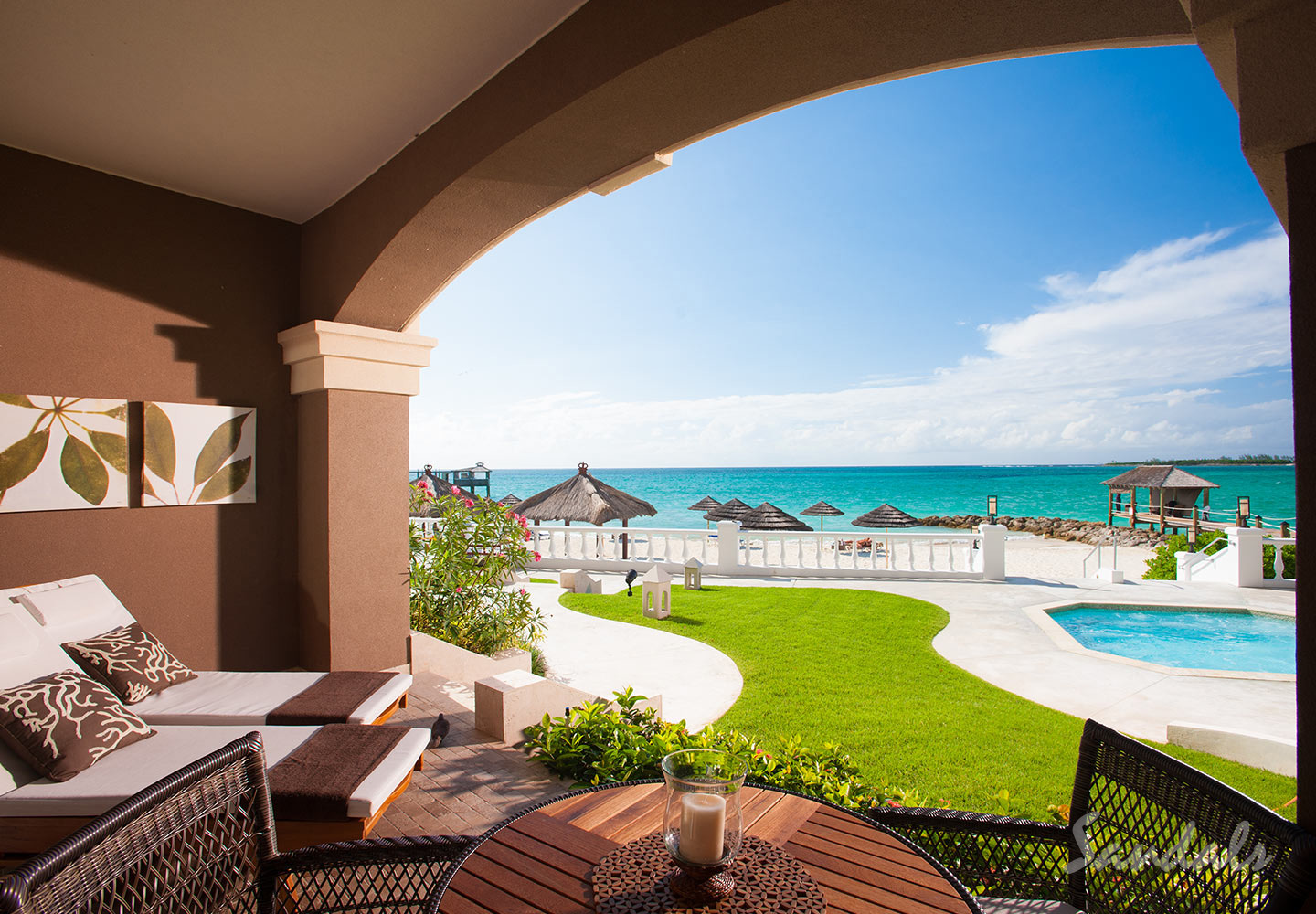 Travel Agency All-Inclusive Resort Sandals Royal Bahamian 036