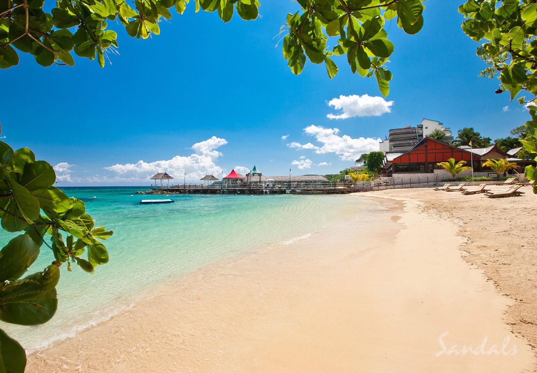 Travel Agency All-Inclusive Resort Sandals Ochi 076