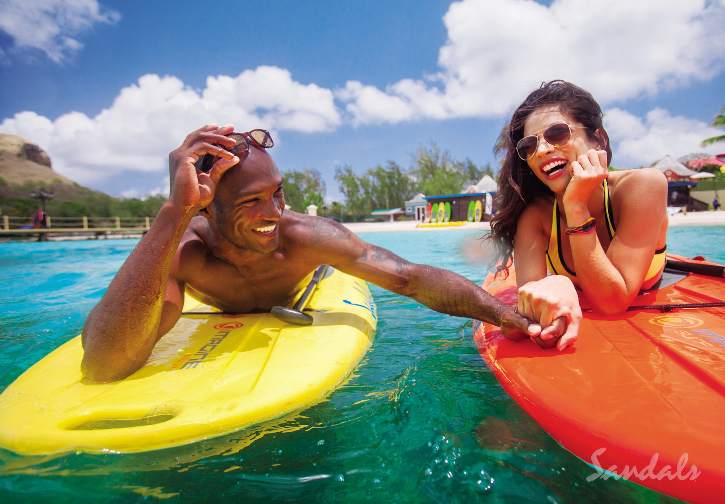 Travel Agency All-Inclusive Resort Sandals Grande St Lucian 78