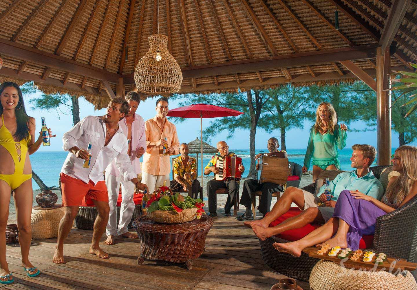 Travel Agency All-Inclusive Resort Sandals Royal Bahamian 085