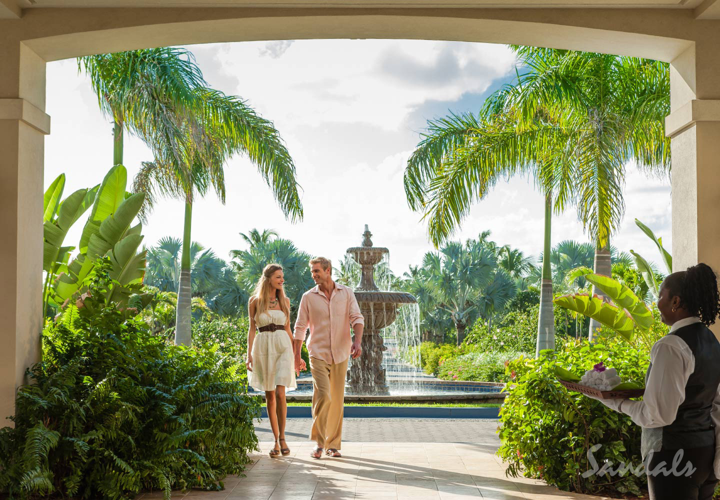 Travel Agency All-Inclusive Resort Sandals Emerald Bay 007