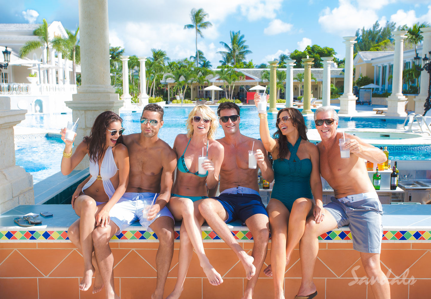 Travel Agency All-Inclusive Resort Sandals Royal Bahamian 080