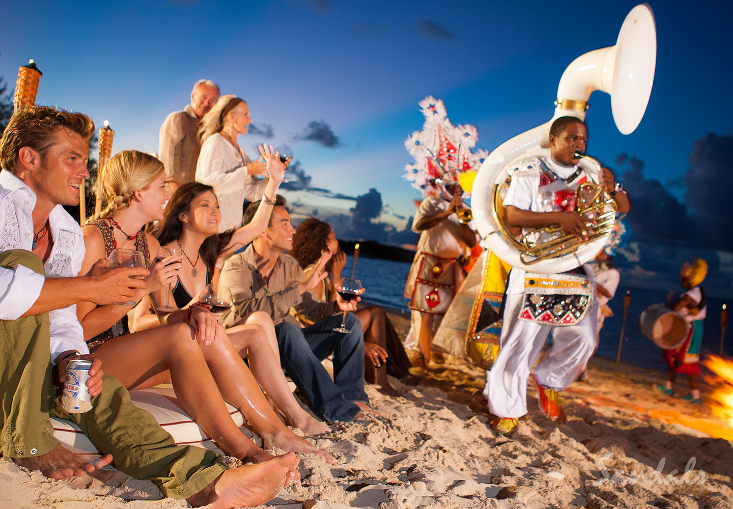 Travel Agency All-Inclusive Resort Sandals Royal Bahamian 059