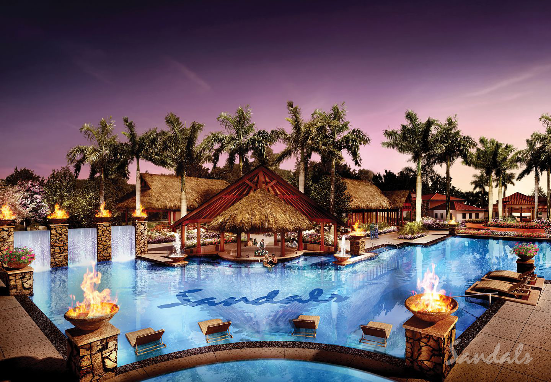 Travel Agency All-Inclusive Resort Sandals La Source Grenada 142