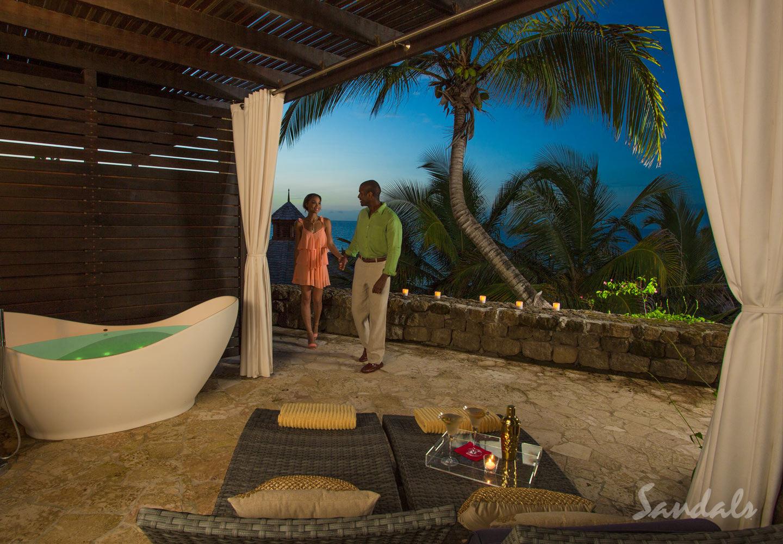 Travel Agency All-Inclusive Resort Sandals La Source Grenada 103