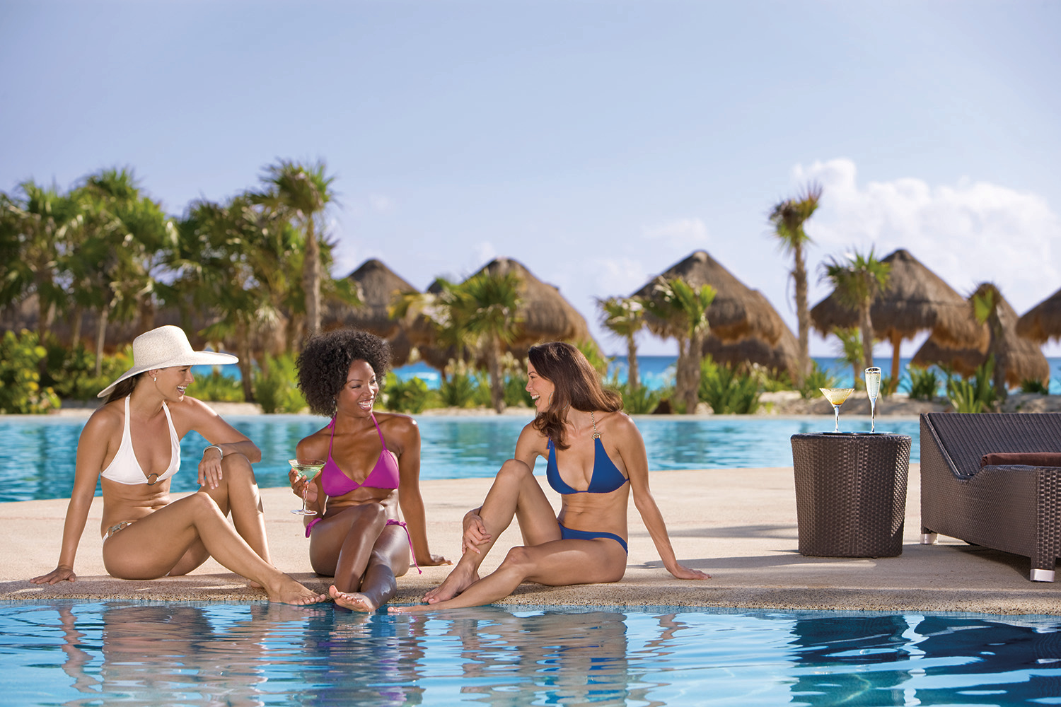 Travel Agency All-Inclusive Resort Secrets Maroma Beach Riviera Cancun 09