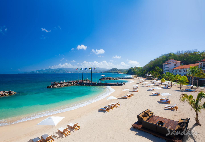 Travel Agency All-Inclusive Resort Sandals La Source Grenada 131