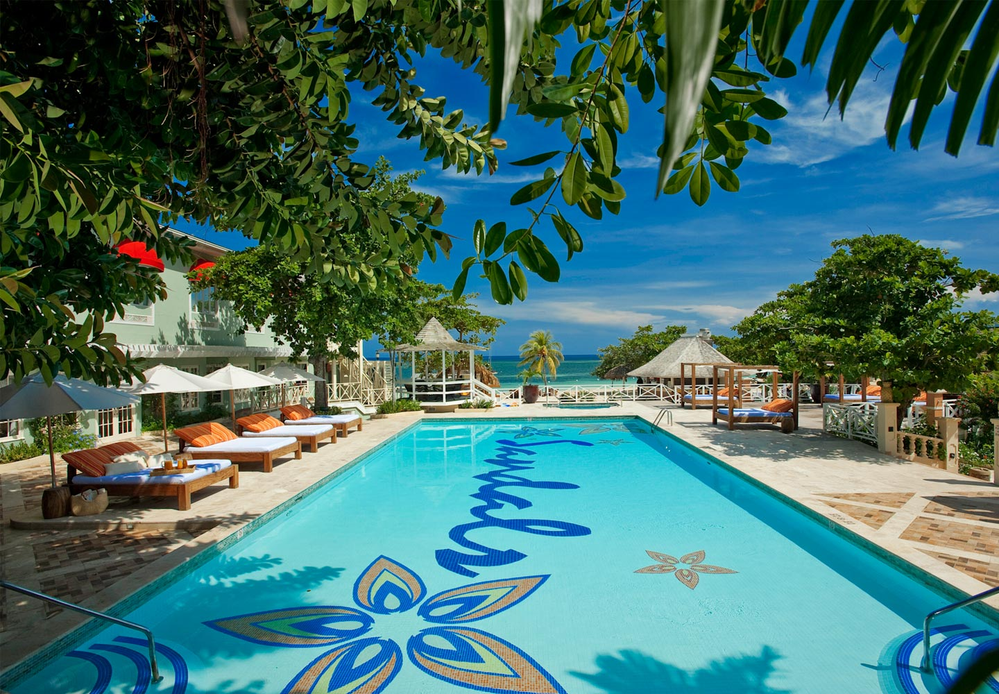 Travel Agency All-Inclusive Resort Sandals Montego Bay 017