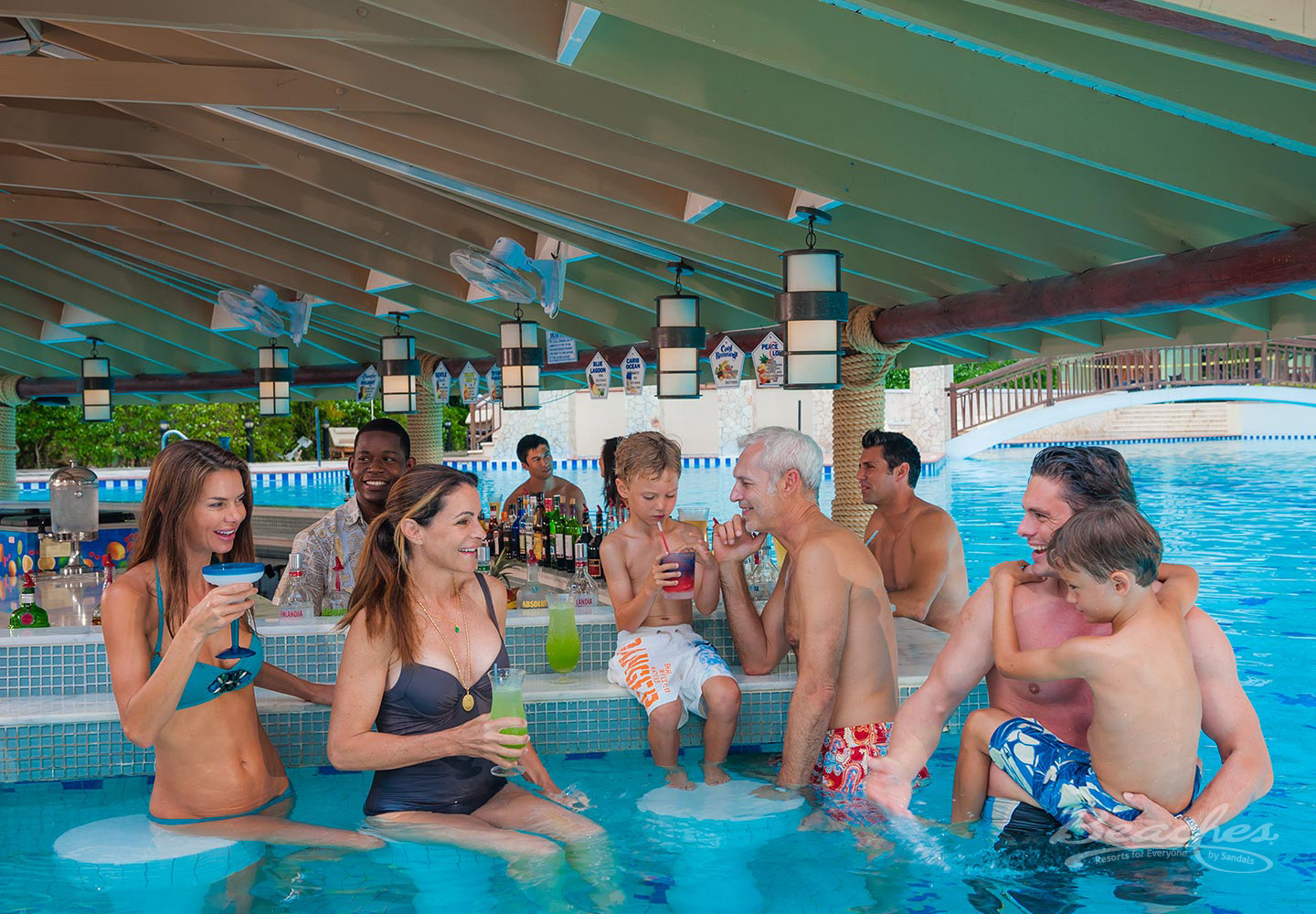 Travel Agency All-Inclusive Resort Beaches Negril 056