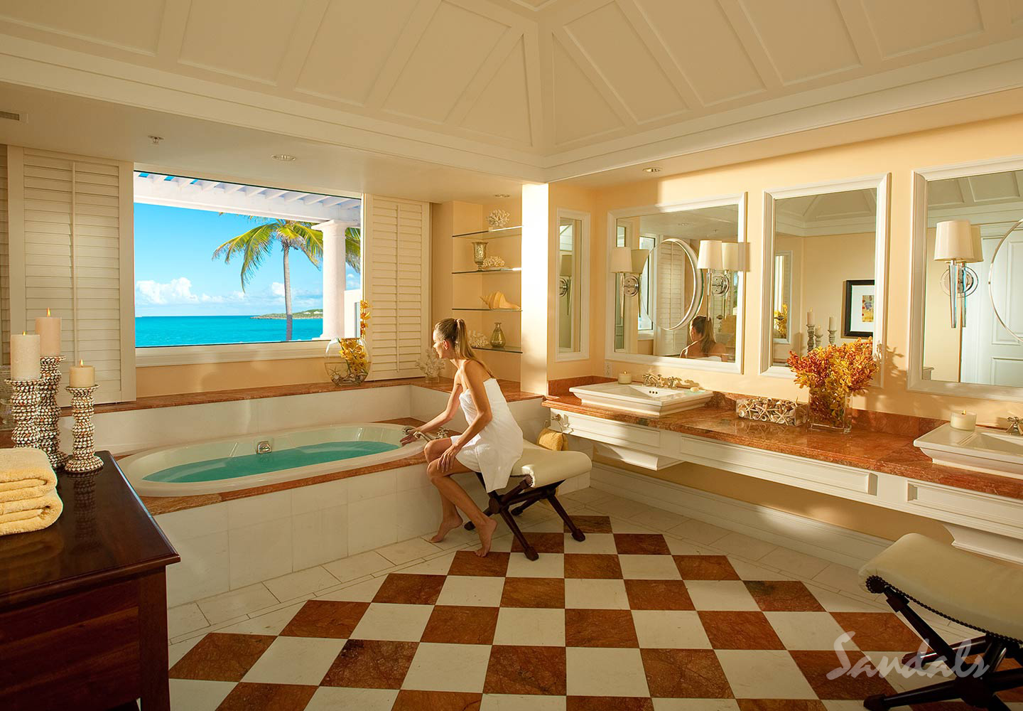 Travel Agency All-Inclusive Resort Sandals Emerald Bay 034