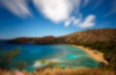 Vacations and honeymoons in Oahu Hawaii