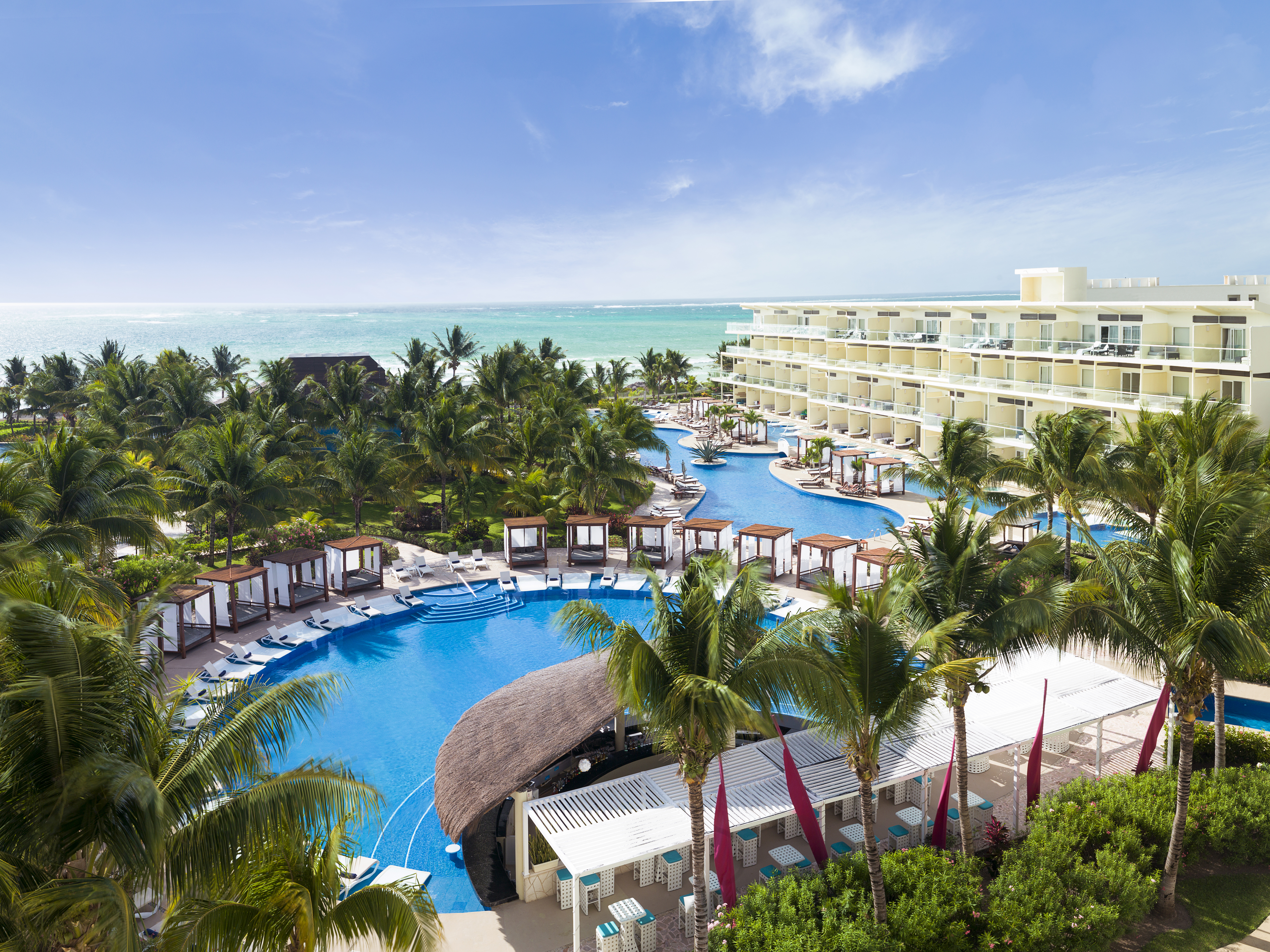 Travel Agency All-Inclusive Resort Azul Sensatori Riviera Cancun 02