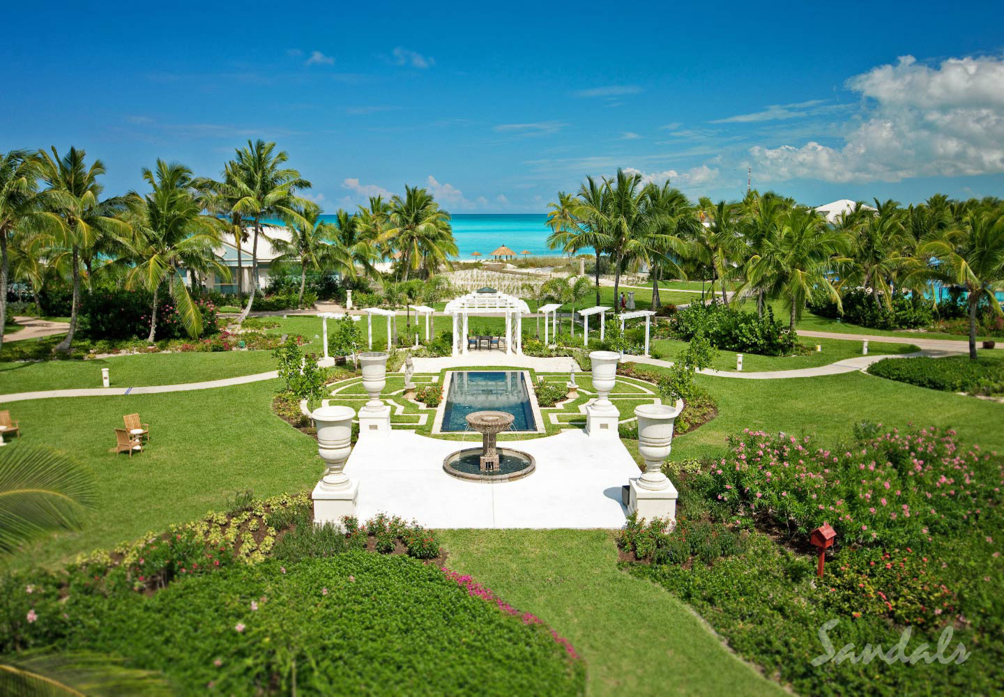 Travel Agency All-Inclusive Resort Sandals Emerald Bay 099