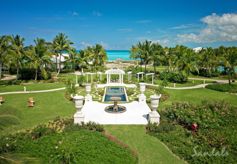 All Inclusive Resorts Sandals Emerald Bay