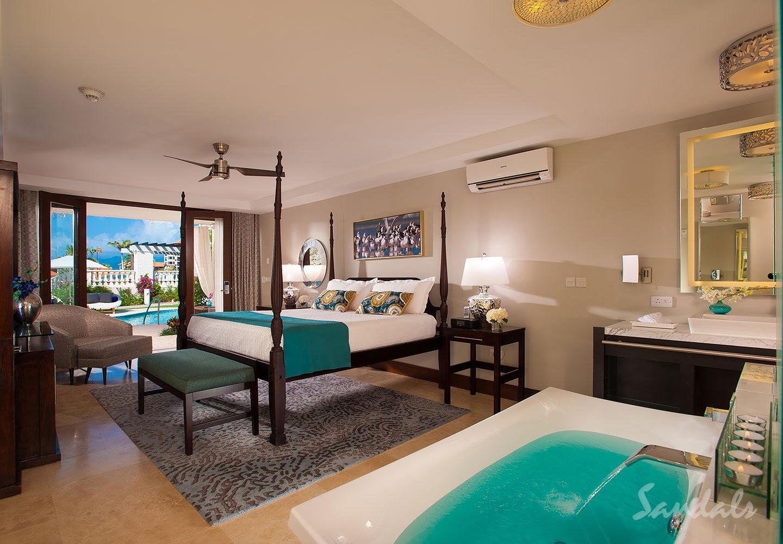 Travel Agency All-Inclusive Resort Sandals La Source Grenada 137
