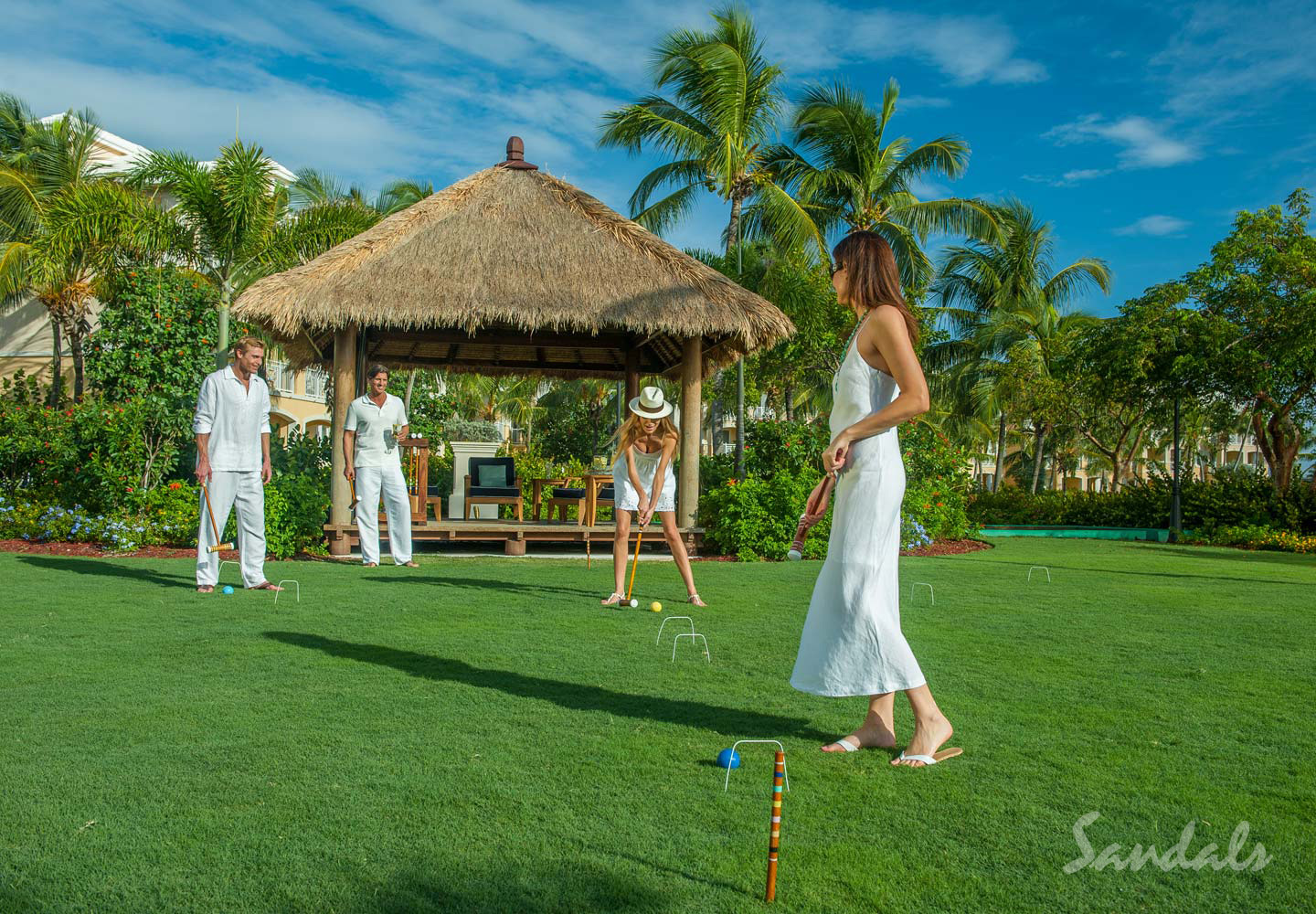 Travel Agency All-Inclusive Resort Sandals Emerald Bay 079