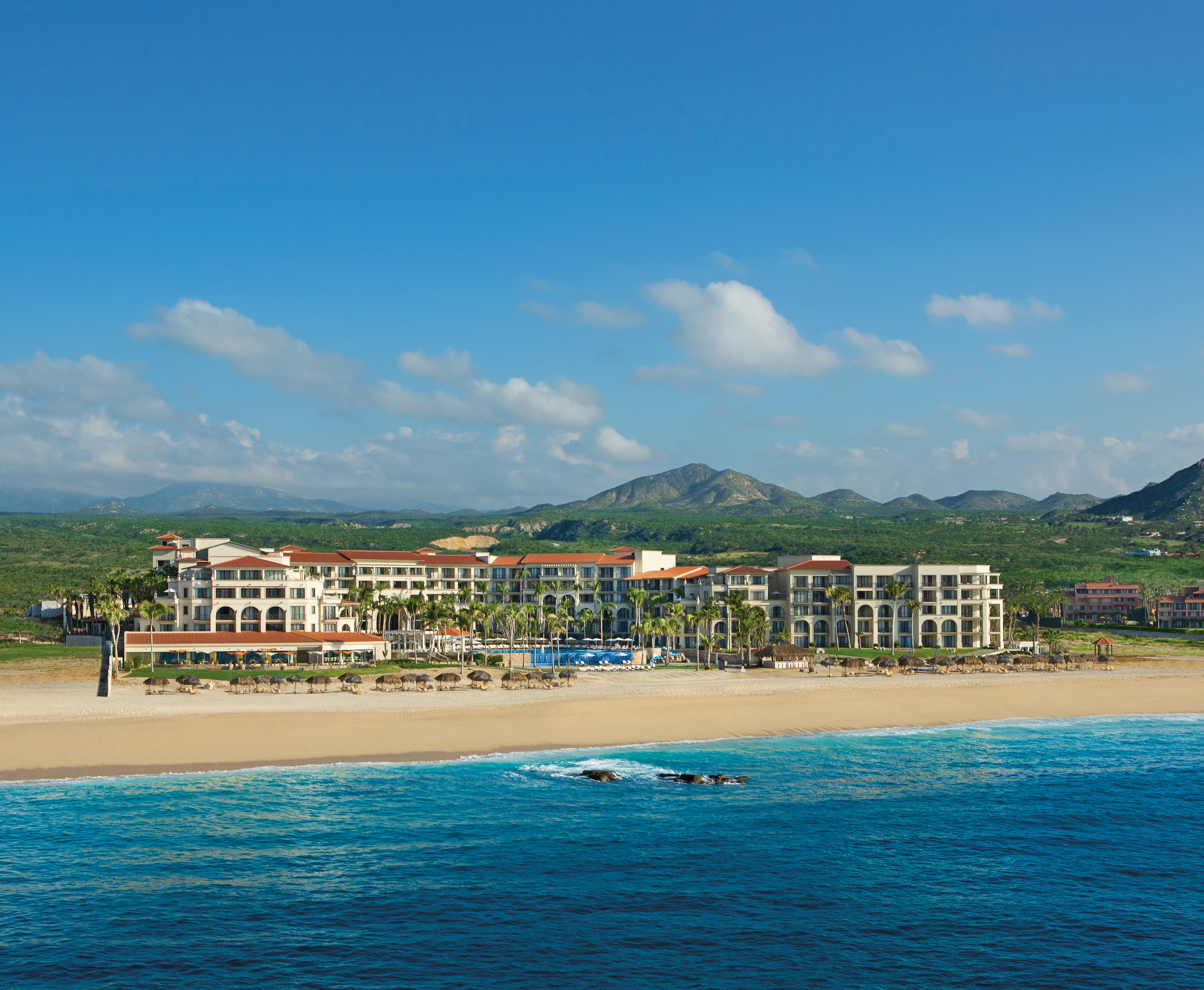 Travel Agency All-Inclusive Resort Dreams Los Cabos 01